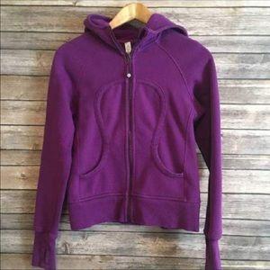 Lululemon scuba hoodie size 6 in GUC